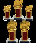 CIEC trophies