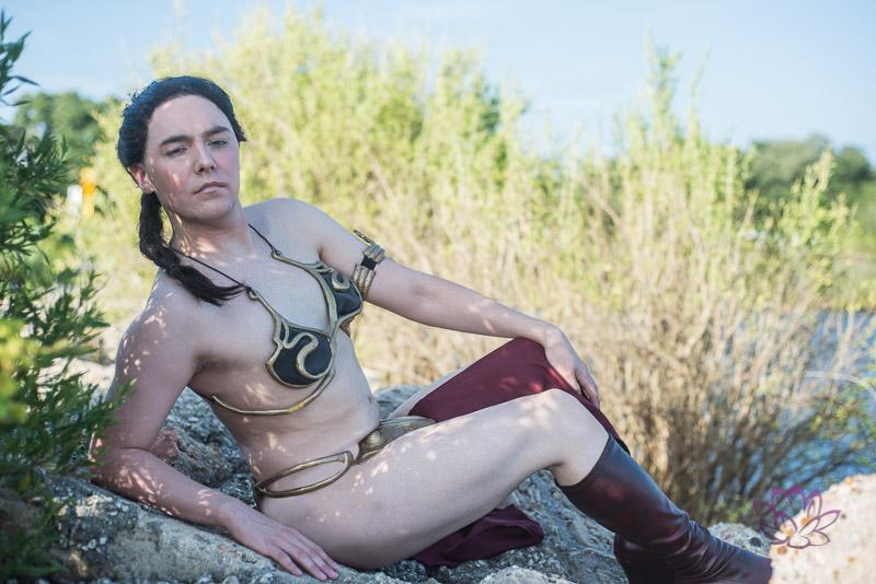 Slave Leia Bikini By ScarletAquila669 On DeviantArt