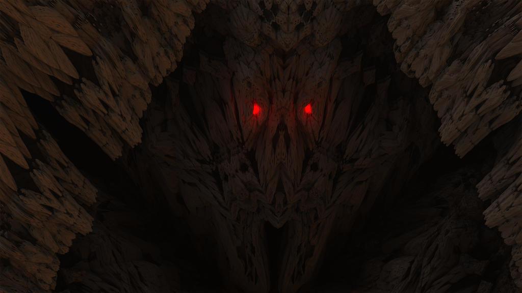 The Beast Awakens by kadono