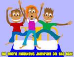 No more monkeys jumping...