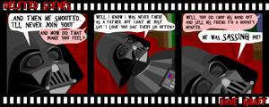 DELETED SCENES 4 - Vader by graffd02