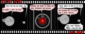 DELETED SCENES 6 - Hal 9000