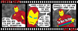 DS 23 - Iron Man