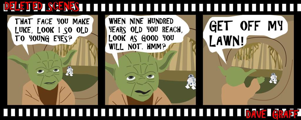 DS 30 - Old Man Yoda