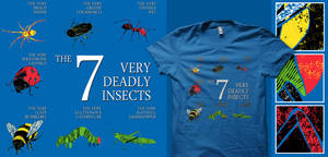 7 Deadly Insects -redesign-