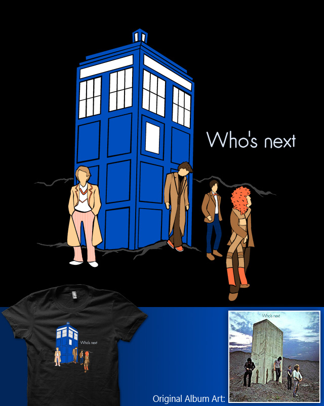 Who's Next -redesign-