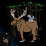 Moose Und Sqvirrel