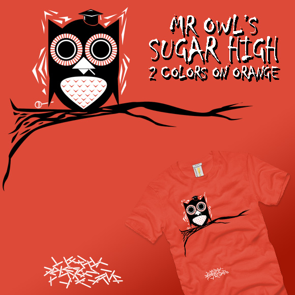 Mr. Owl's Sugar High