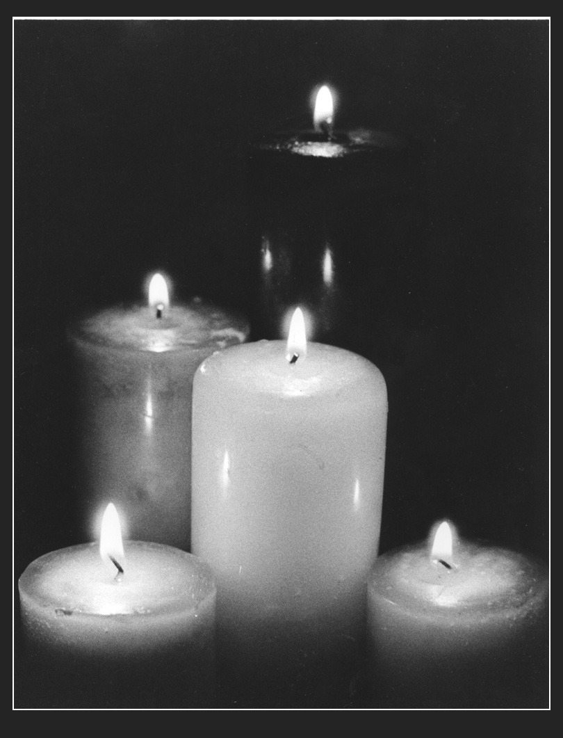 You, Me and candlelight