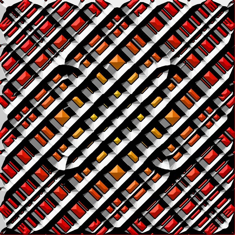 Geometrix - Diagonal Lines