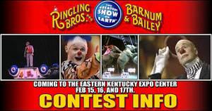 Q95 Circus Contest Teaser