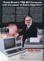Hydra Shack 1980's Ad