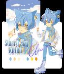 Adopt [CLOSED] Starry Sky Kitten [w/ PIXEL ICON]