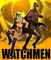 watchmen by AAA968