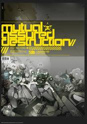 Mutual Assured Destruction 001 by LouieHitman