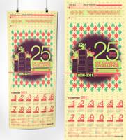 rgbGames 2011 Calendar by LouieHitman