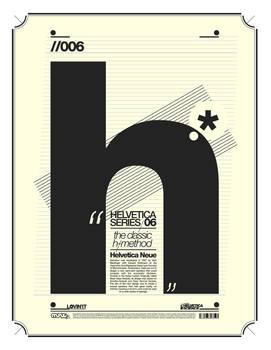 Helvetica Science Series 006