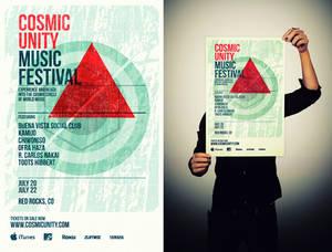 Cosmic Unity Music Festival
