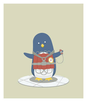 Boom Penguin