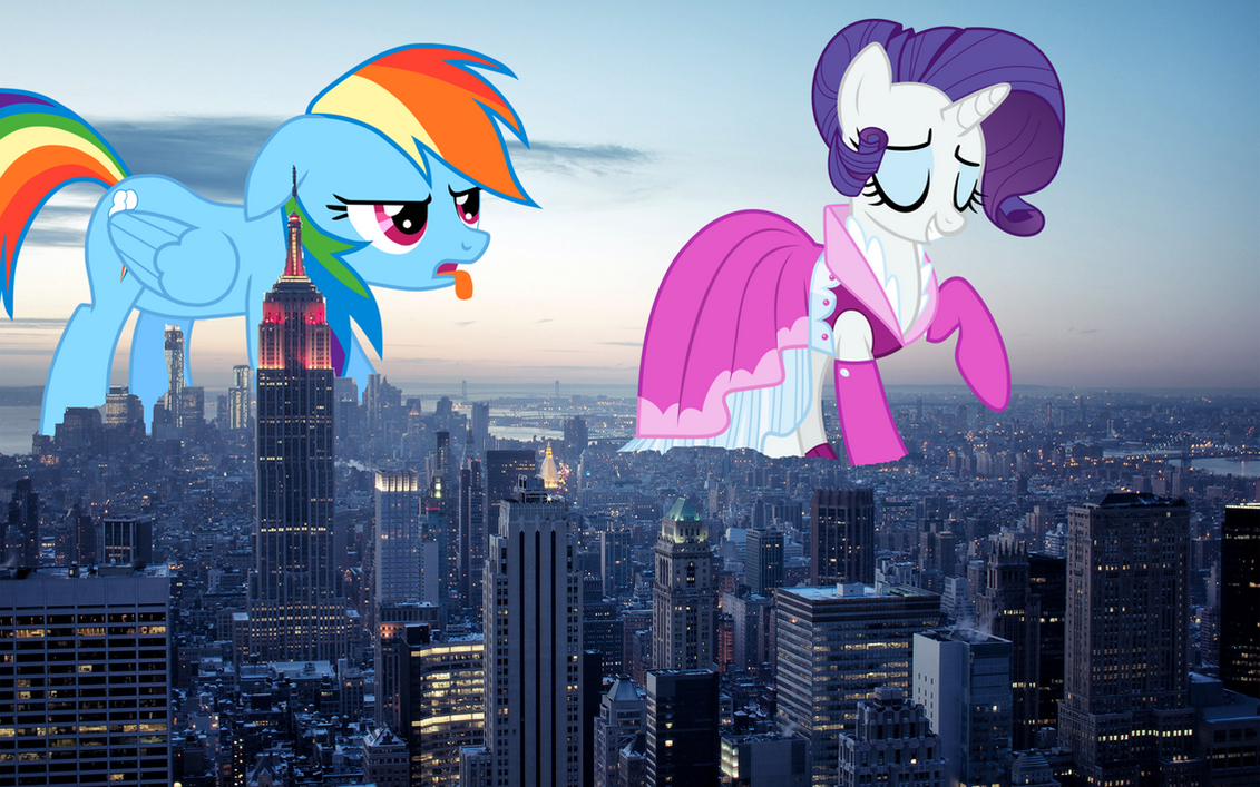 WV: Double Trouble in N.Y.C. by darkoverlords