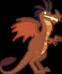 [M.L.P. Vector] Dragon (from S6E5)