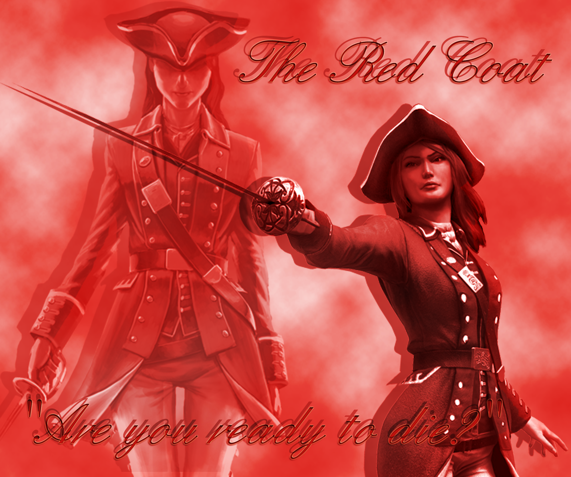 Eleanor Mallow - 'The Red Coat' by Zo-Dogg on DeviantArt