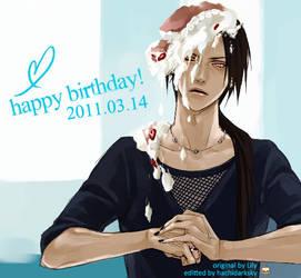 happy birthday ME by ScezTa