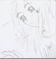 Kotaku Migaki sketch by ScezTa