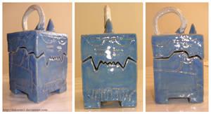 Ceramics: Alphonse Slab Box