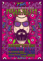 Freak Valley Festival by Johannahoj