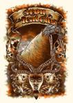 Iron Walrus poster tour 2014