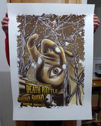Death Rattle by Johannahoj