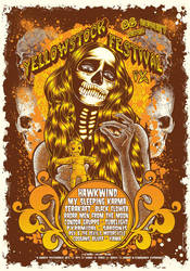 Yellowstock Festival 2015 by Johannahoj