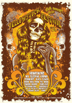 Yellowstock Festival 2015