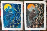 owl print by Johannahoj