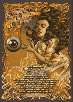 Yellowstcok Festival 2016