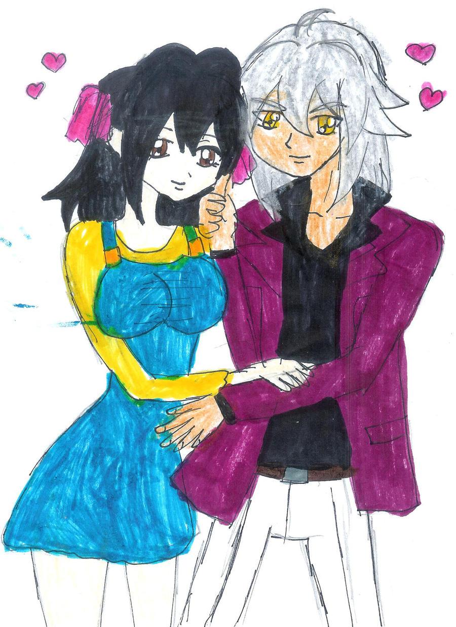 Victoria and Tsubasa Otori by YuzuErinaVictoria