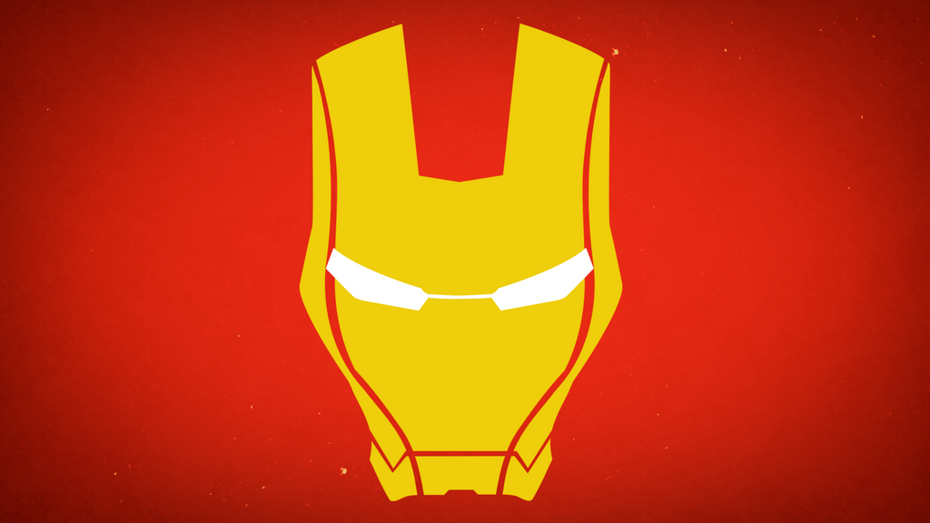 Iron Man Flat Wallpaper By Pajacyk200