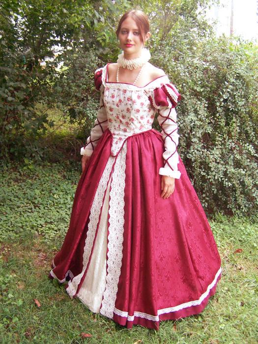 elizabethan era dresses - photo #11