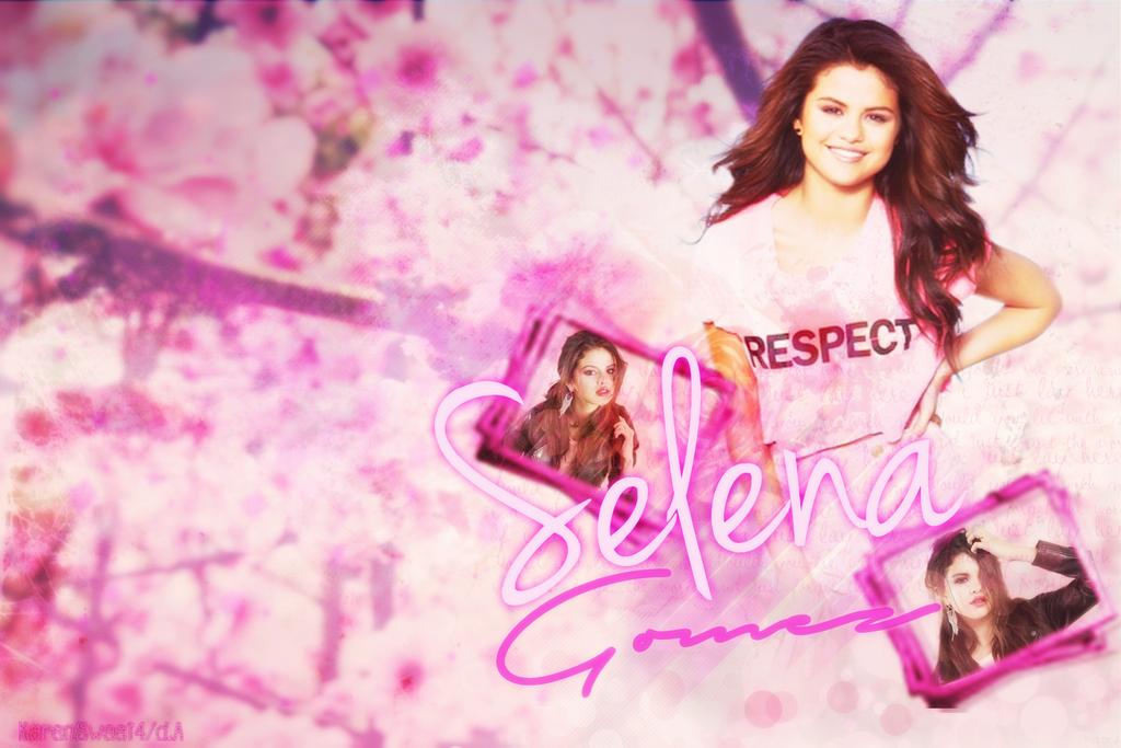 The Way I Loved|Wallpaper|Selena Gomez by KarenSweet4 on DeviantArt