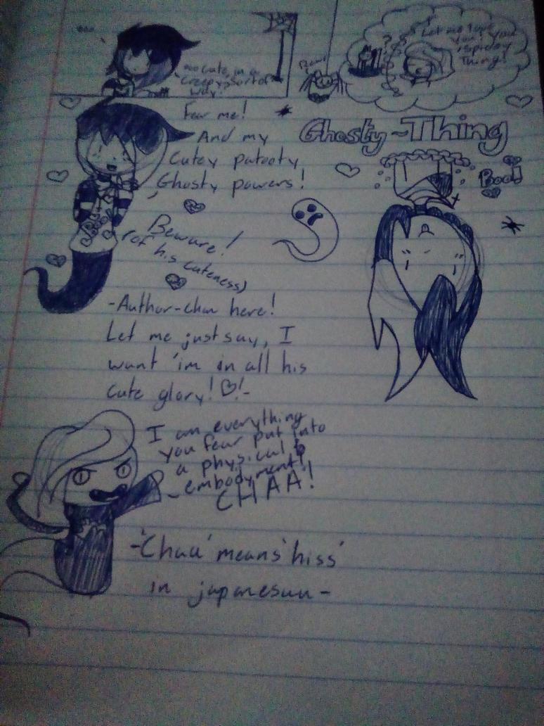Danny Doodles by ghostgirl5623