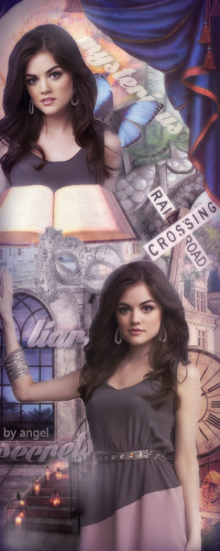 One of the liar(from PLL) by Olga--by-angel
