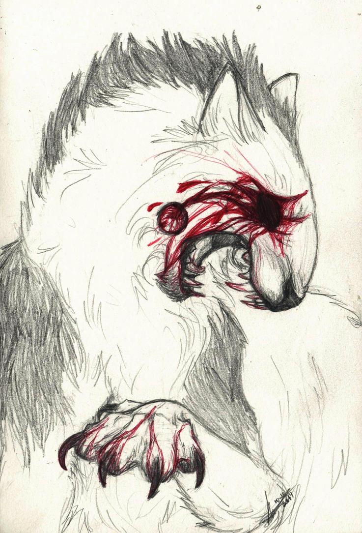 17. Eye Gore by Hawkpath-tail