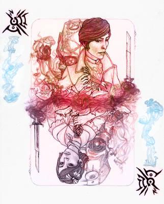 Empress of Shadows by Hawkpath-tail