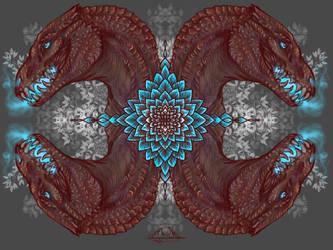 Hydra by Hawkpath-tail