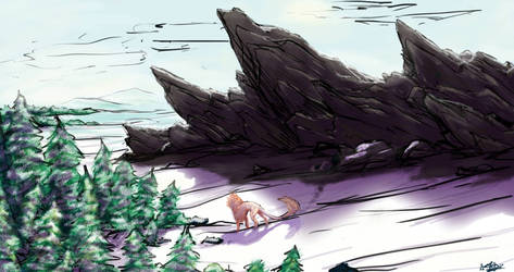 The Ribs by Hawkpath-tail