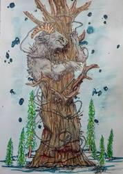 EXODUS by Hawkpath-tail