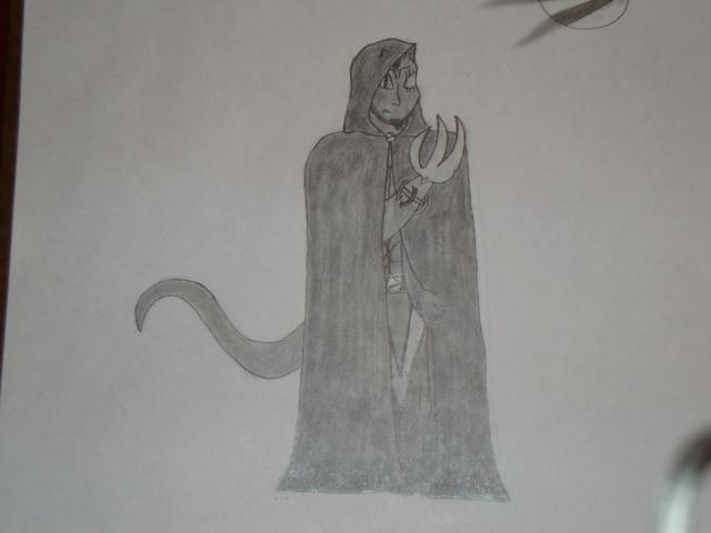 Balthazar aka 'Hooded Claw' by 6SeaCat9