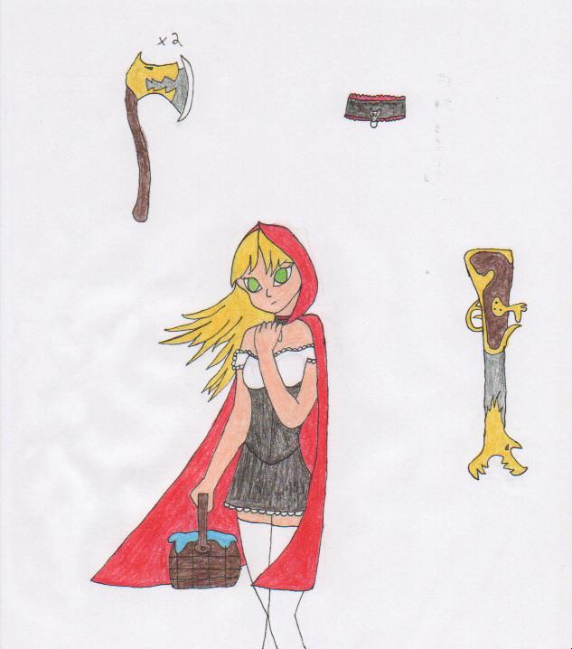 Scarlet by 6SeaCat9