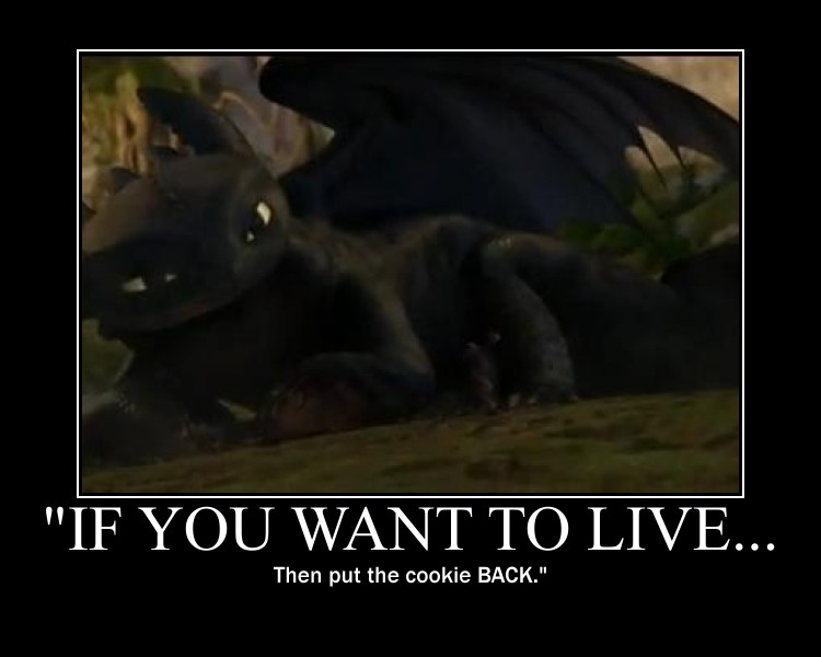 Toothless Threat by 6SeaCat9